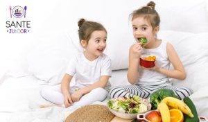 Cum poti sa-ti convingi copilul sa manance sanatos
