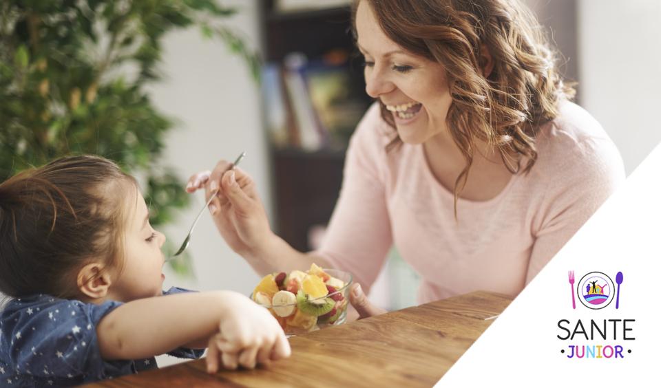 Ghid nutritional pentru cei mici