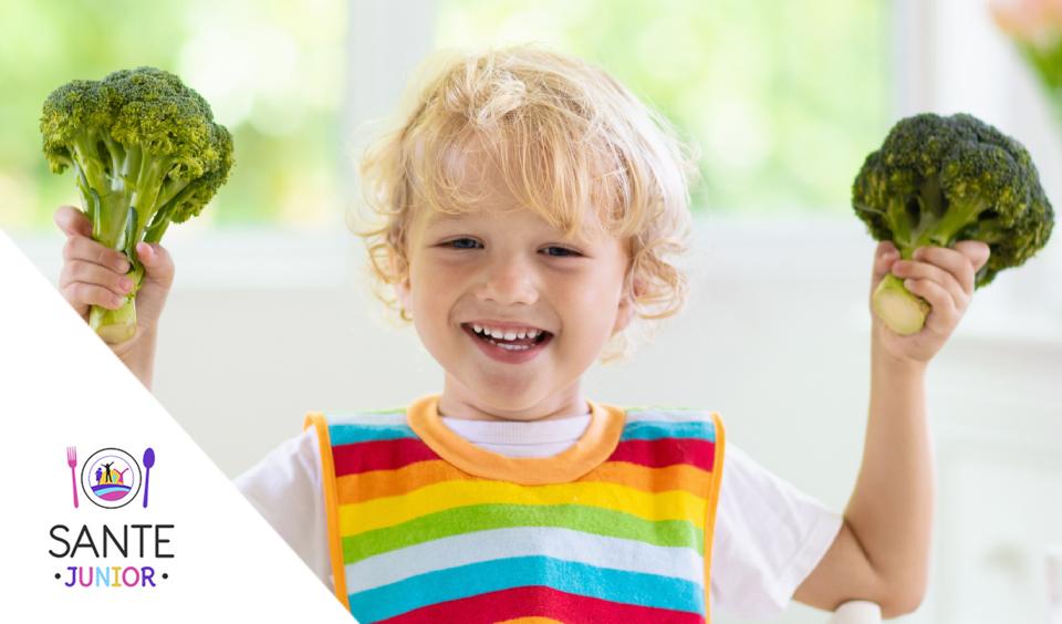 Cum sa cresti un copil care iubeste legumele